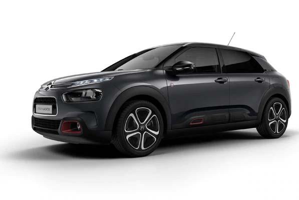 Citroën C4 CACTUS C-SERIES