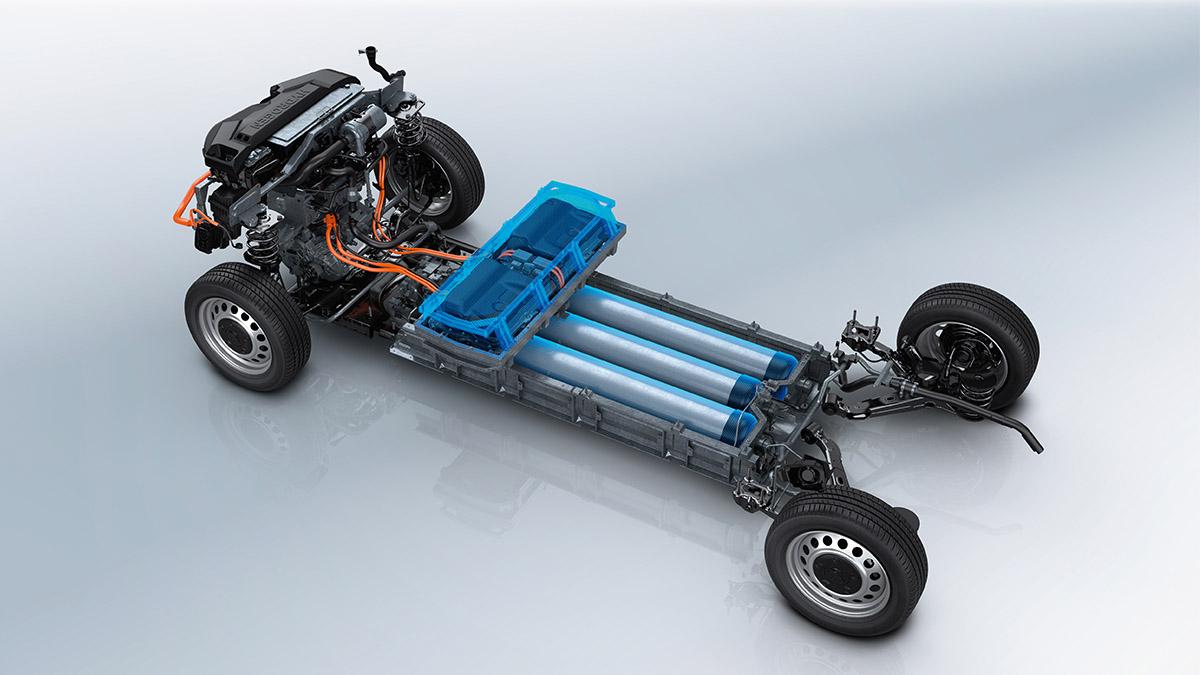 Nový PEUGEOT e-EXPERT Hydrogen, vodík v sériovej výrobe