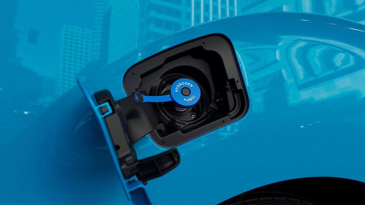 Nový model PEUGEOT e-EXPERT Hydrogen ponúka dojazd do vzdialenosti 400 km