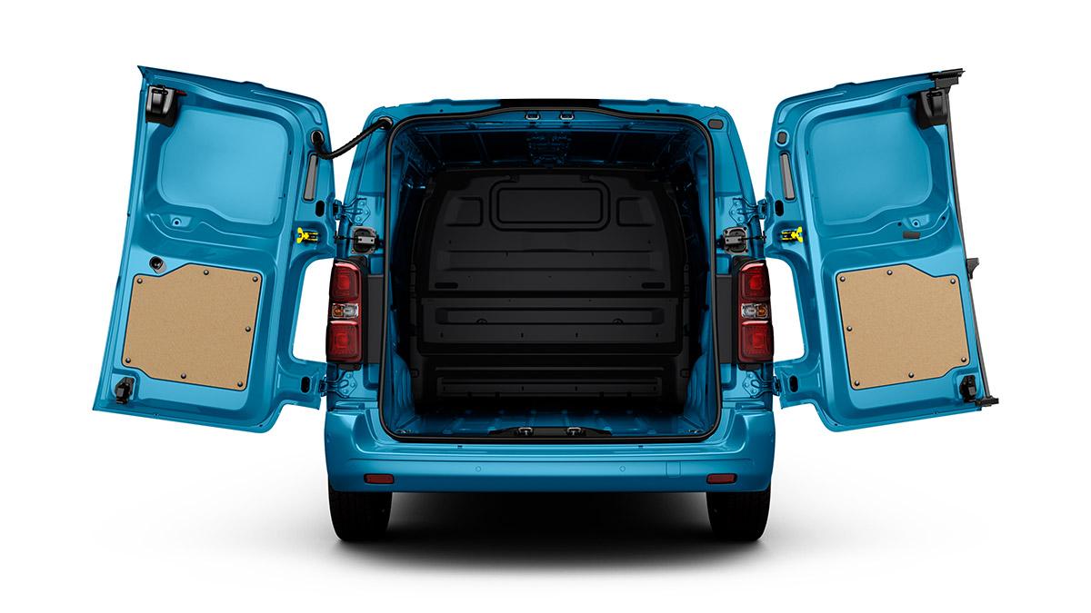 Next Gen e-Van: schopnosti a funkčnosť bez kompromisov