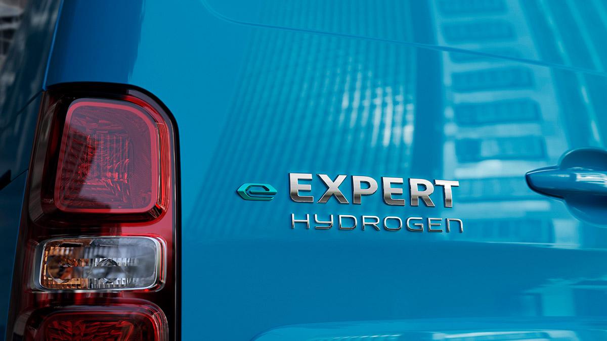 Next Gen e-Van Hydrogen by PEUGEOT