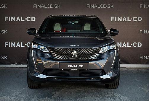 203 vozidiel Peugeot na sklade