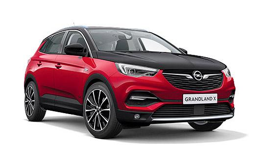 Opel Grandland-X PHEV