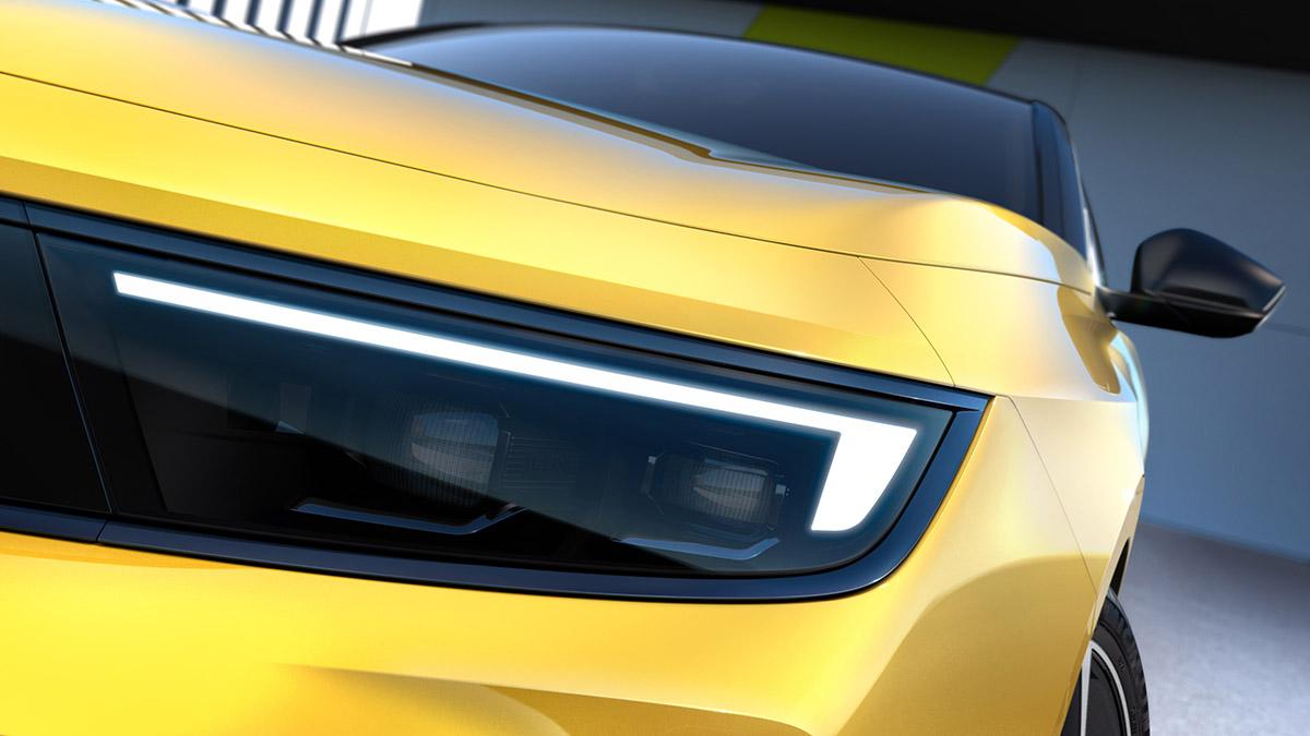 Maska Opel Vizor s plne integrovanými špičkovými technológiami