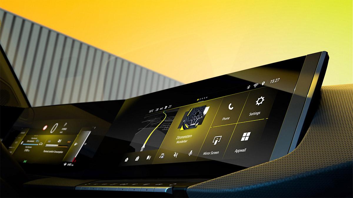 Pure Panel novej generácie s plne zasklenými displejmi