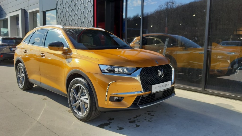 DS 7 CROSSBACK GRAND CHIC BlueHDi 180 S&S EAT8
