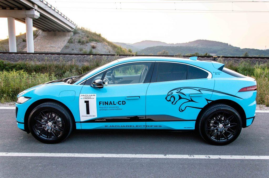 Test: Jaguar I-Pace – Dotyk budúcnosti