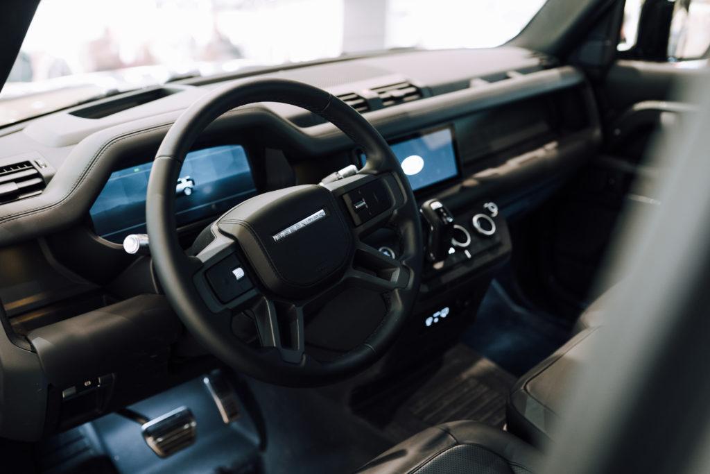 Prvý Land Rover Defender v Žiline