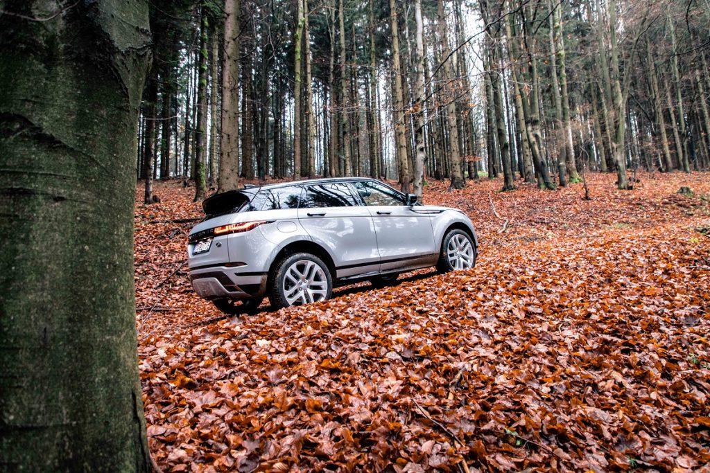 Range Rover Evoque – Imidžový kráľ!