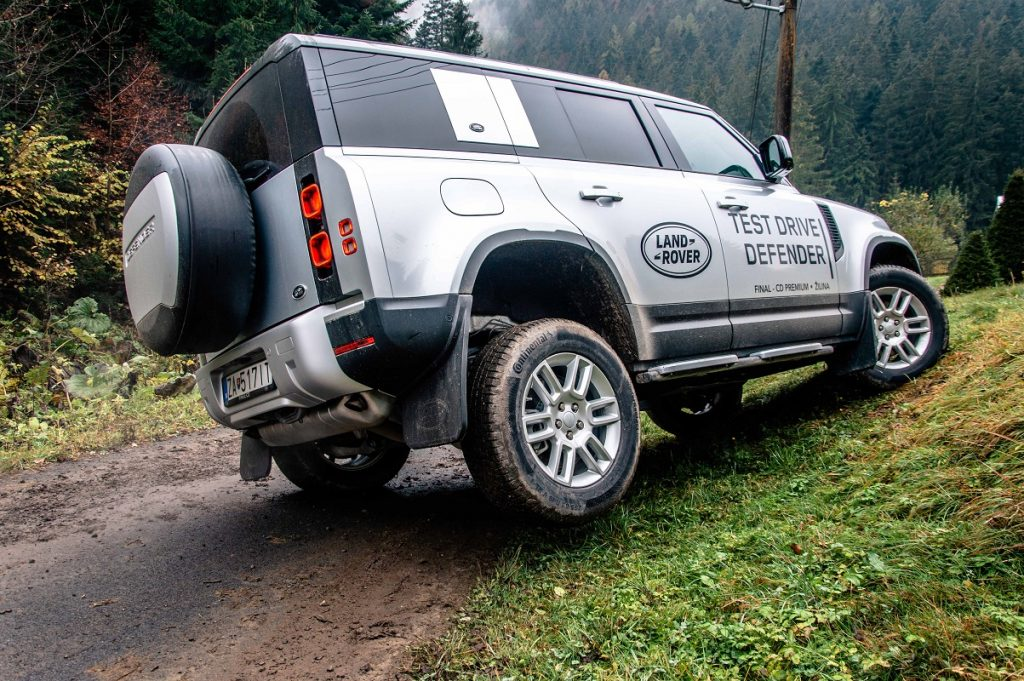 Test: Land Rover Defender - Legenda pokračuje