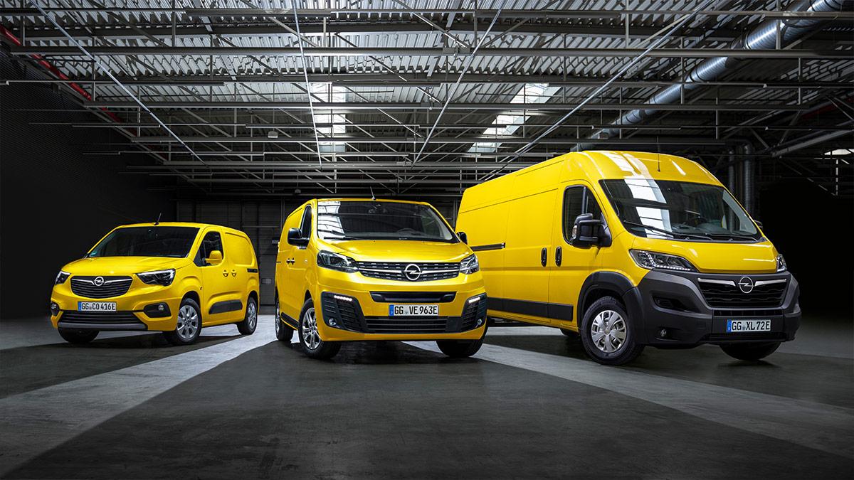 Nové Movano ako najnovší člen rozširuje rodinu ľahkých úžitkových vozidiel spoločnosti Opel