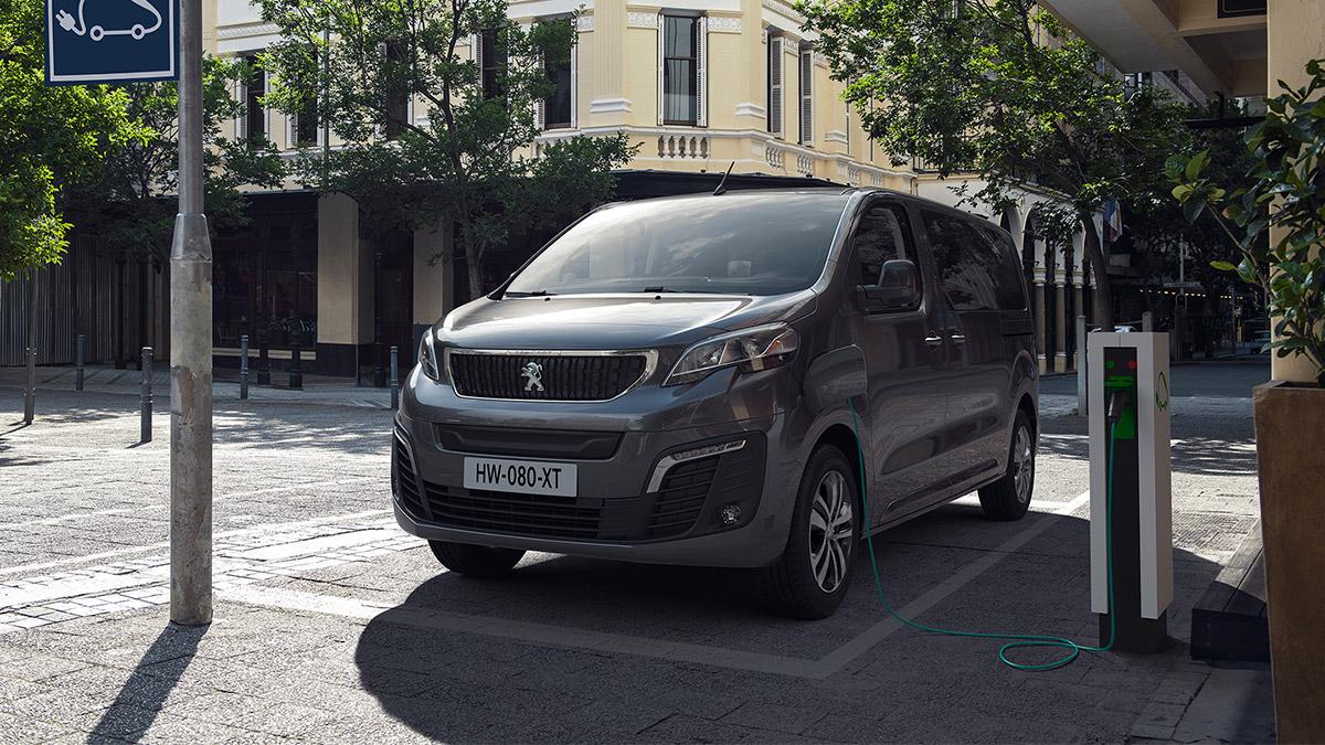 Nový Peugeot e Traveller