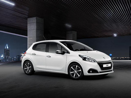 Peugeot 208 VIP
