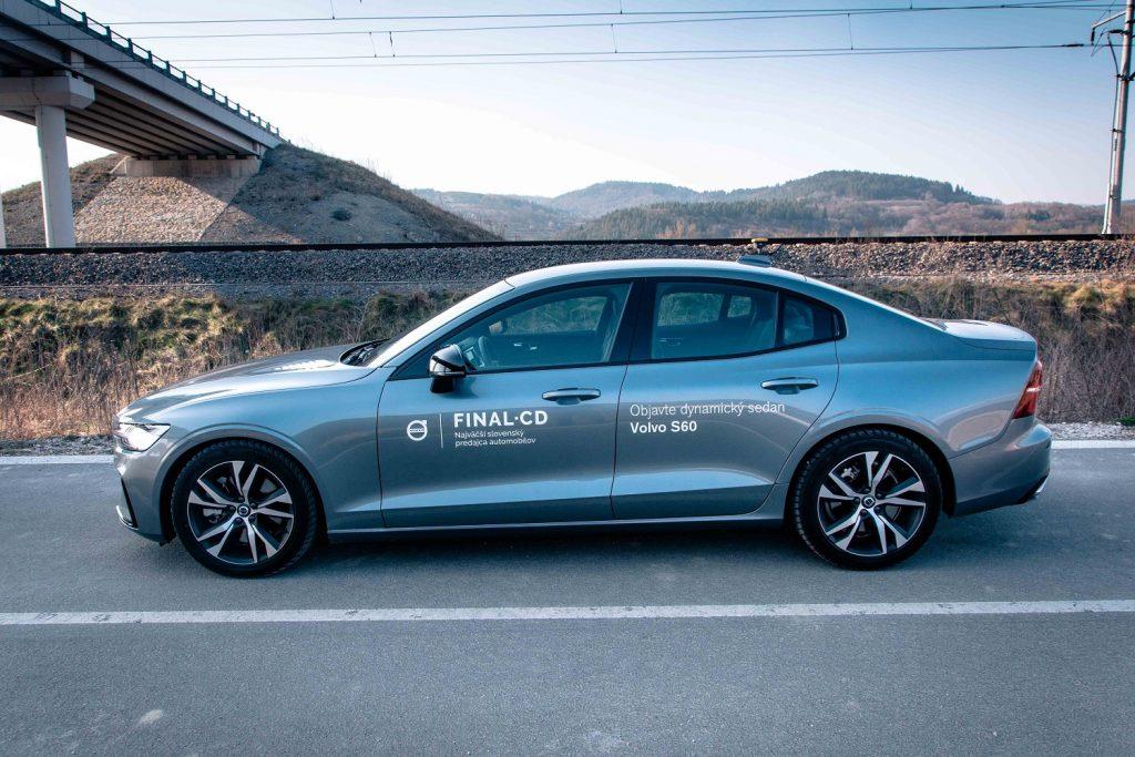 Volvo S60 – Dynamický elegán