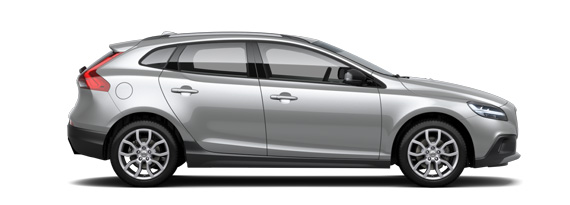 Volvo V40 Cross Country Final Edition