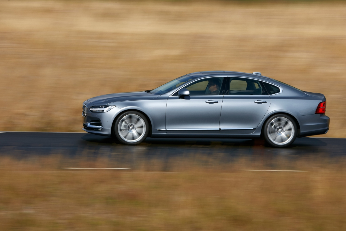 Volvo S90 old