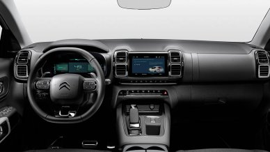 Citroën C5 Aircross Hybrid SUV