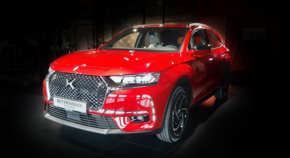 DS 7 CROSSBACK E-TENSE 4x4