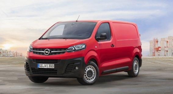 Nový Opel Vivaro Van