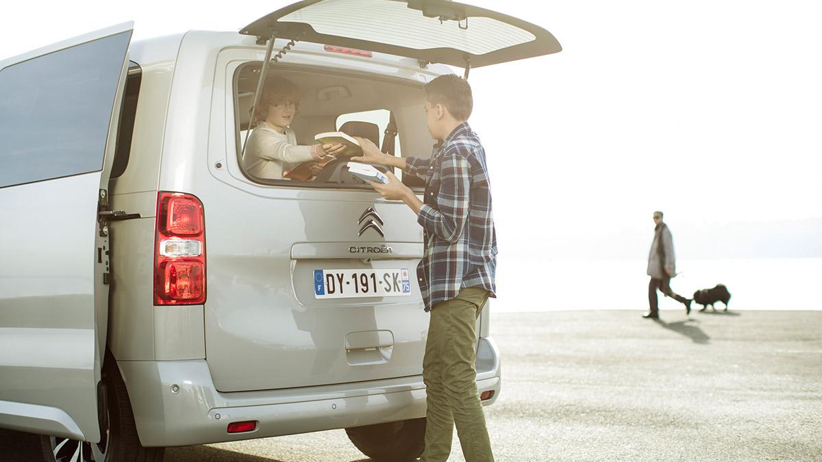 Citroën SpaceTourer