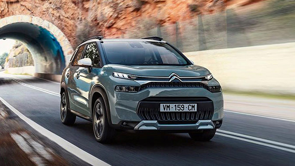 Nový Citroën C3 Aircross SUV