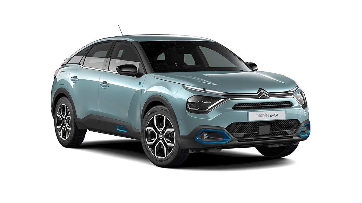 Nový Citroën  ë-C4