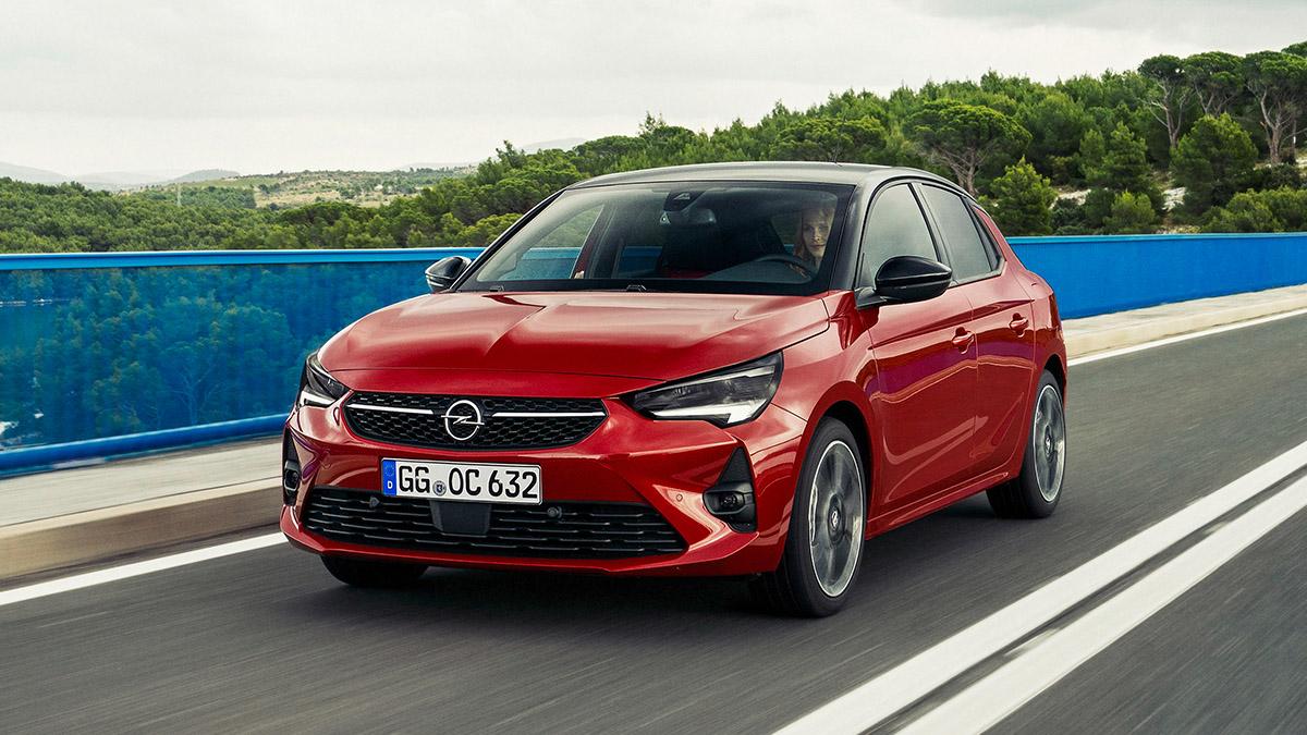 Nový Opel Corsa