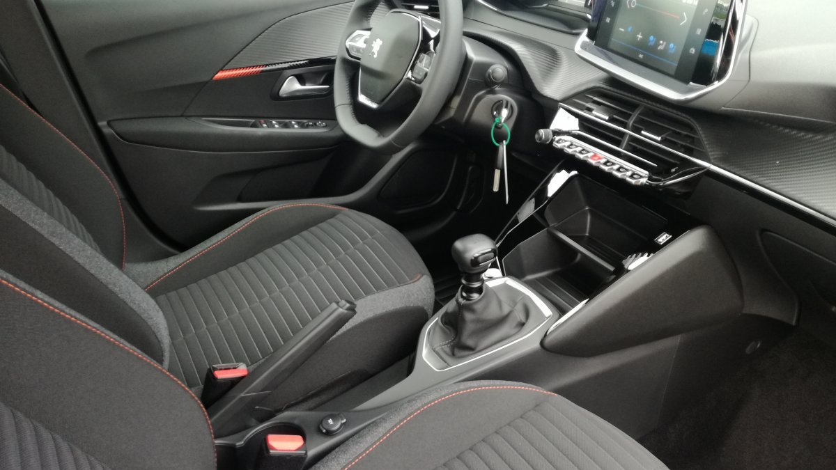 Peugeot 208 NEW 1,2 Active Pack