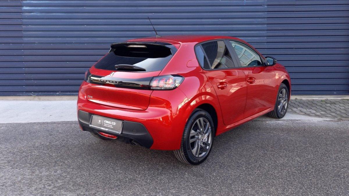 Peugeot 3008 1,6 BlueHDi ALLURE AT6 120k