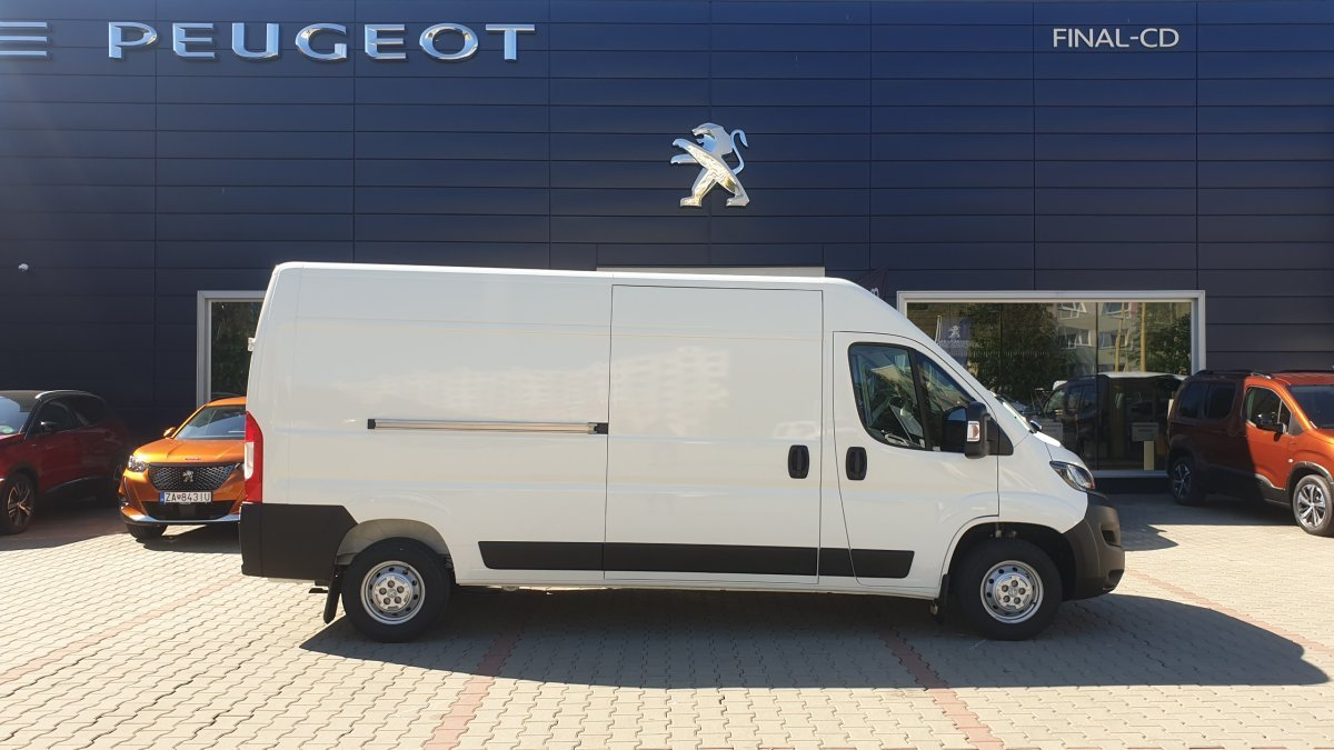 Peugeot Boxer 2.2 BlueHDi Furgon  335 L3H2 2,2 BlueHDi 165k