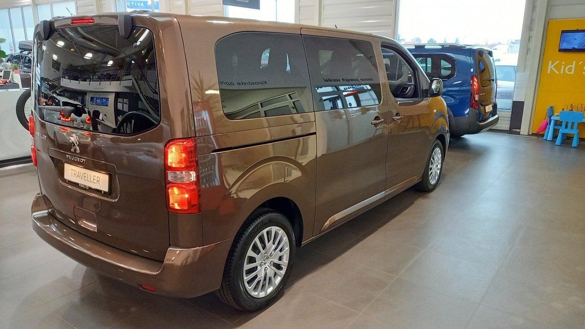 Peugeot Traveller 2,0 BlueHDi Active 180k EAT8