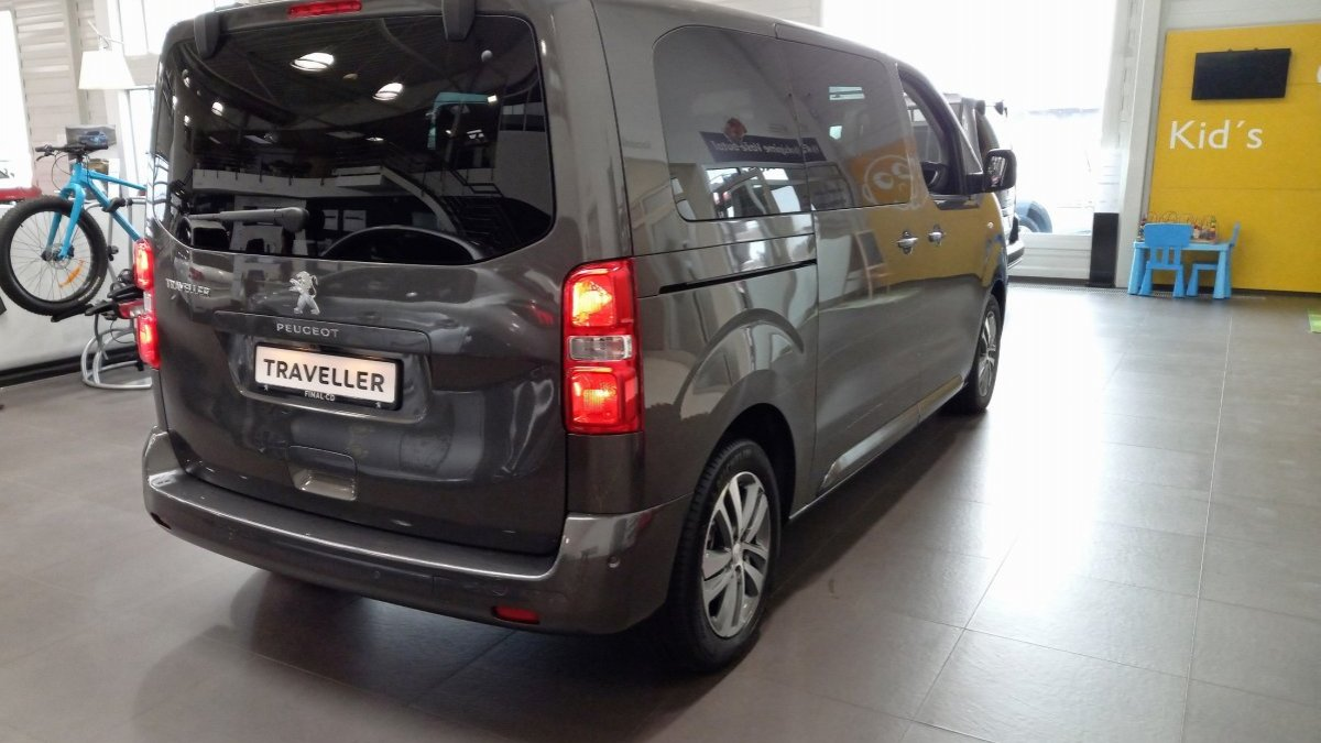 Peugeot Traveller 2,0 BlueHDi Allure L2 180k EAT8