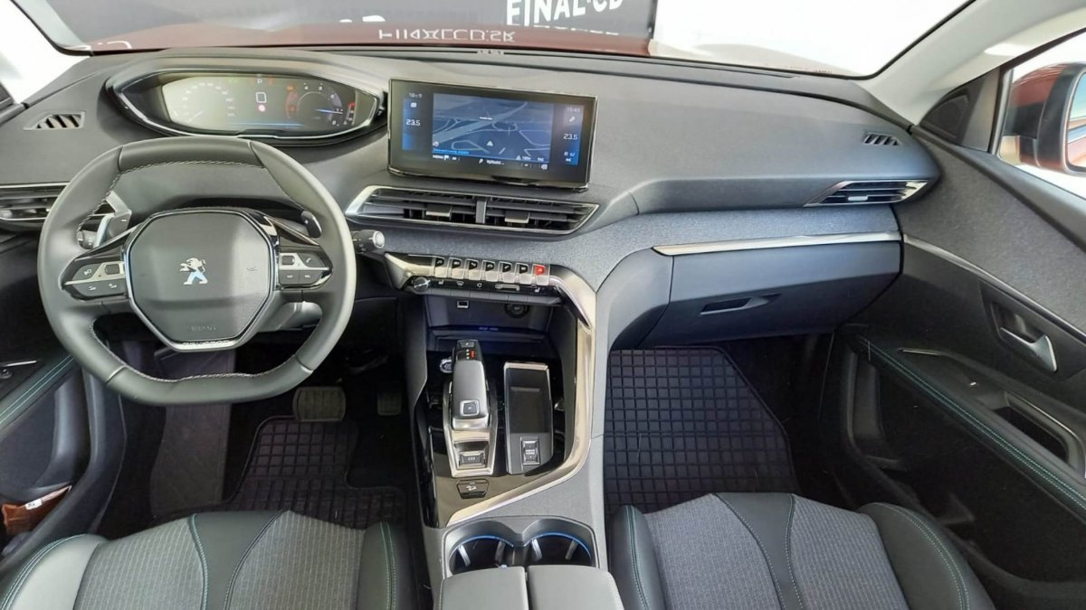Peugeot 5008 NEW 1,5 BlueHDi NEW ALLURE PACK 130k EAT8 (EURO 6d-ISC-FCM)