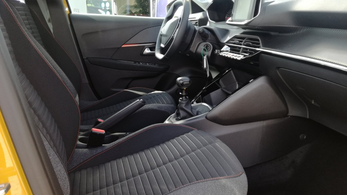 Peugeot 208 NEW 1,2 Turbo Active Pack