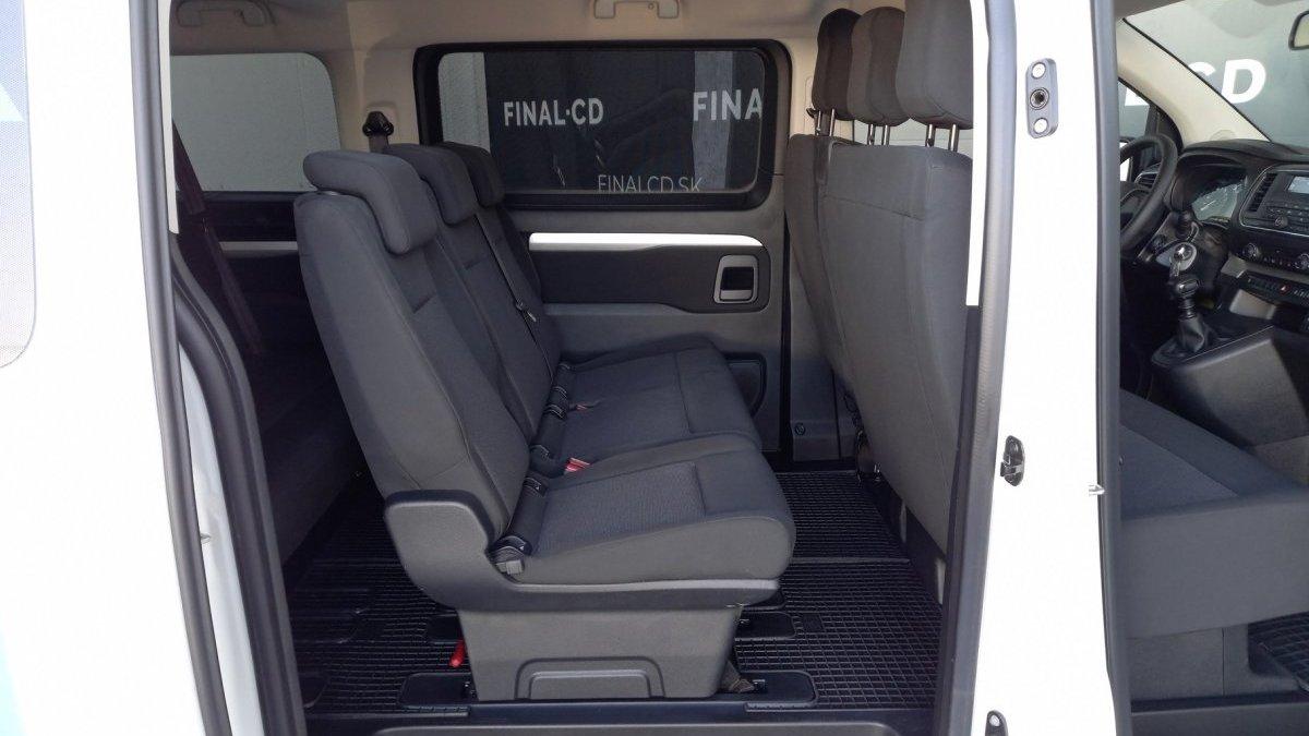 Peugeot Traveller 1,5 BlueHDi BUSINESS L3  120k BVM6 S&S