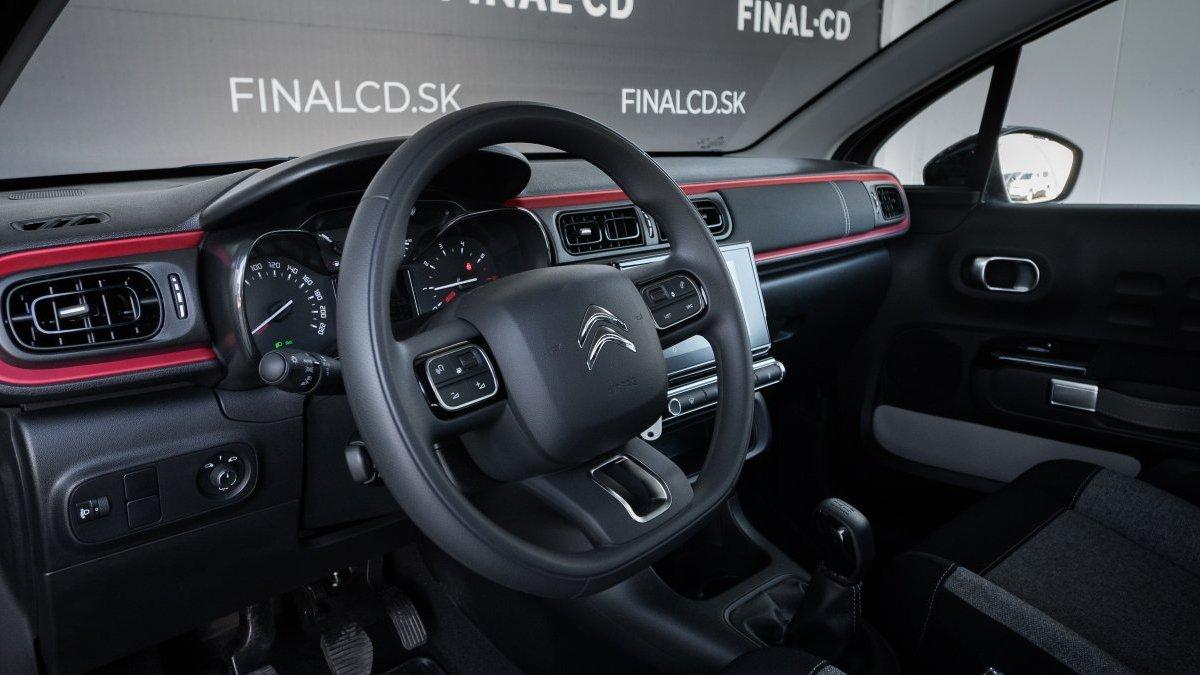 Citroën C3 1.2 PureTech C-SERIES