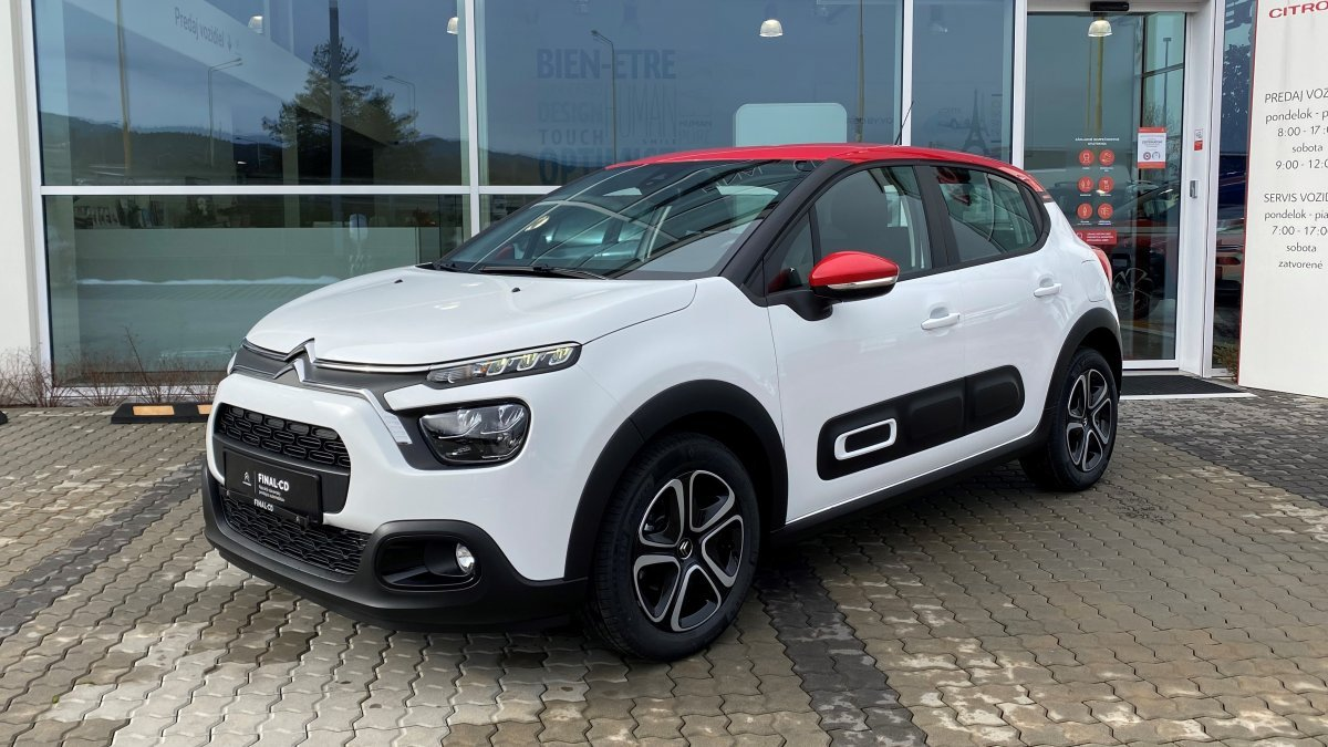 Citroën C3 1.2 PureTech NEW FEEL PACK