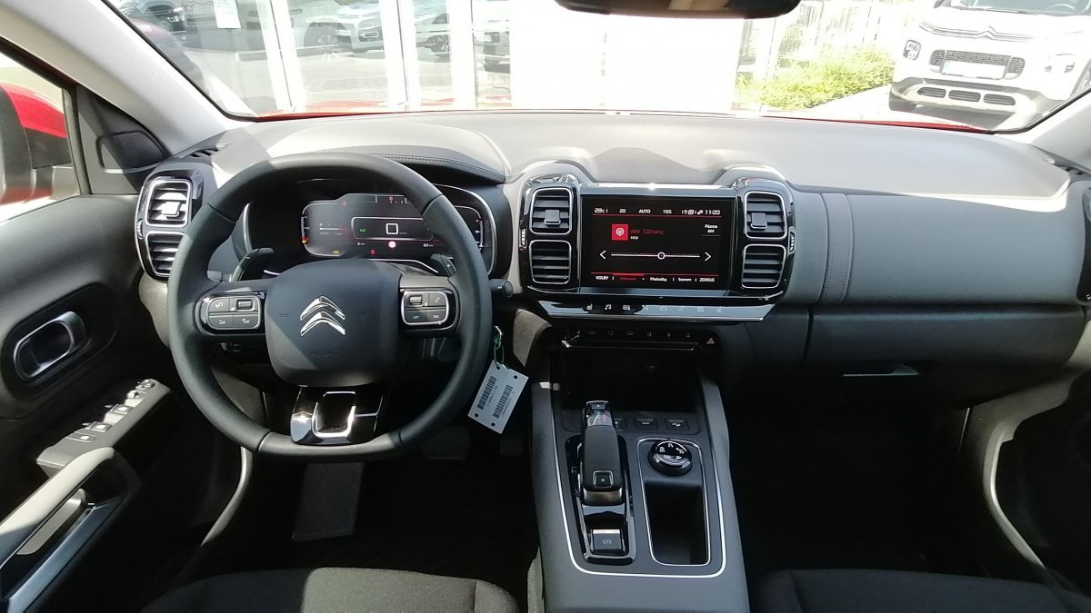 Citroën C5 Aircross 1,5 BlueHDi FEEL