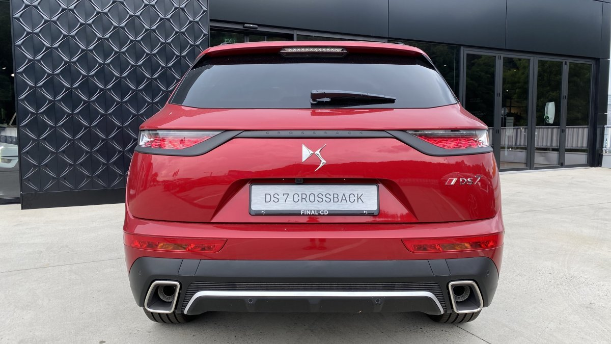 DS 7 CROSSBACK 1.6 PureTech PERFORMANCE LINE 180 S&S EAT8