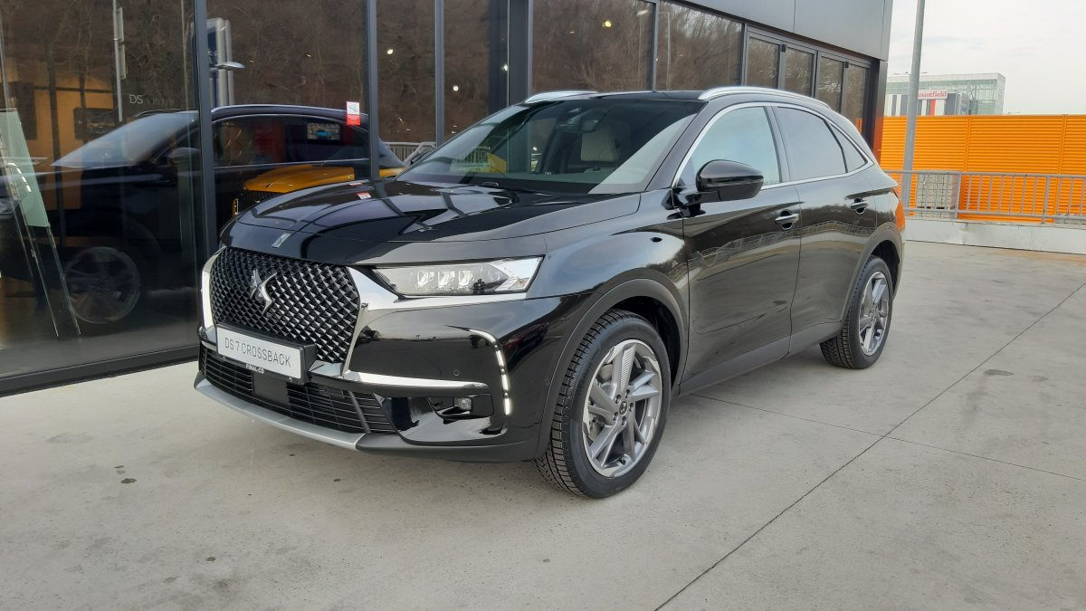 DS 7 CROSSBACK 2,0 BlueHDi GRAND CHIC  180 S&S EAT8