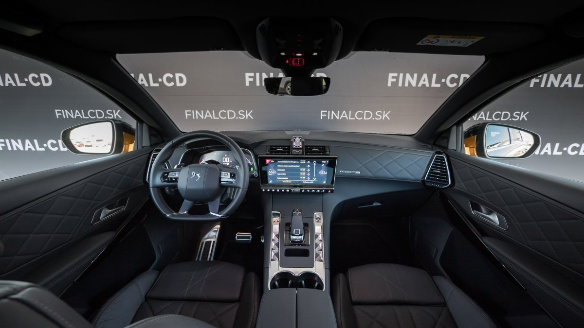 DS 7 CROSSBACK BlueHDi 180 EAT8 GRAND CHIC