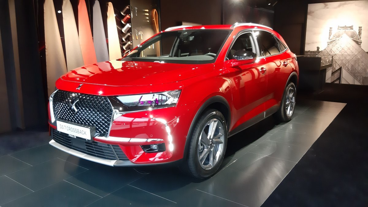 DS 7 CROSSBACK 1.6 PureTech SO CHIC 225 S&S EAT8