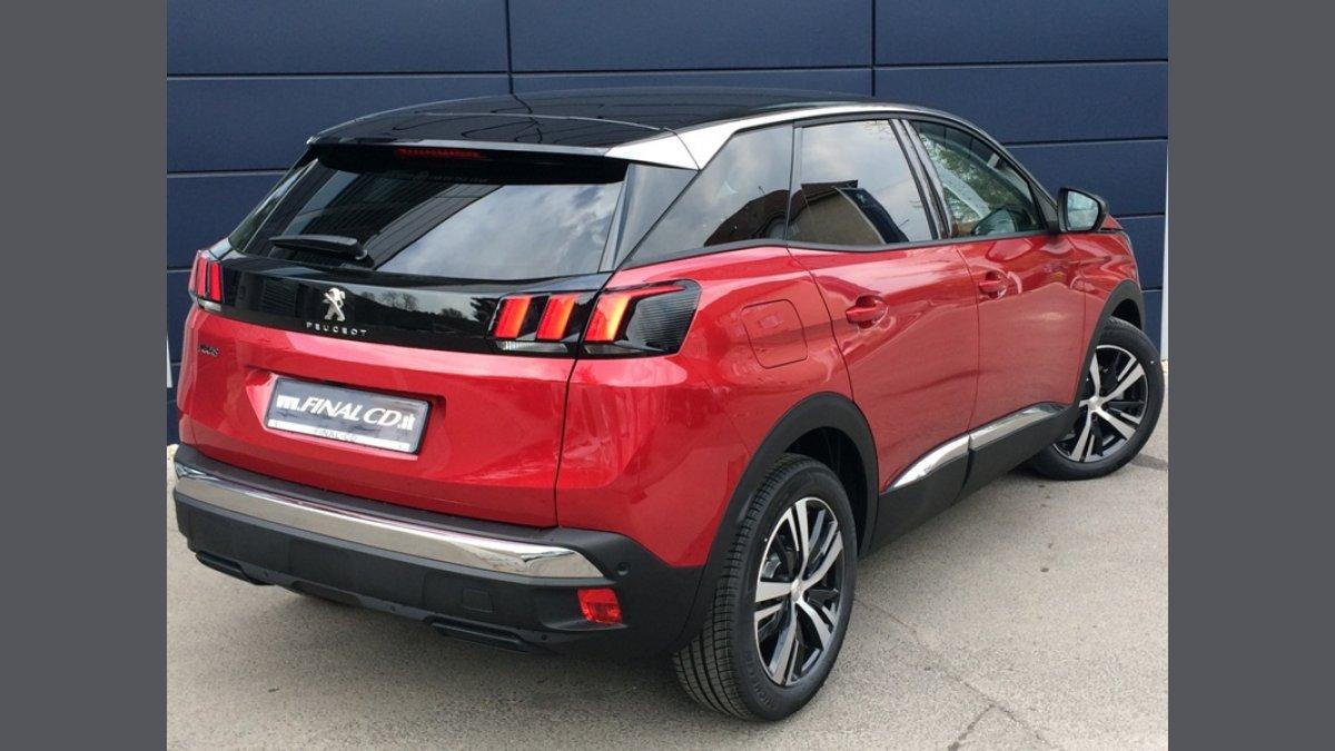 Peugeot 3008 1.2 PureTech Allure 130k EAT8