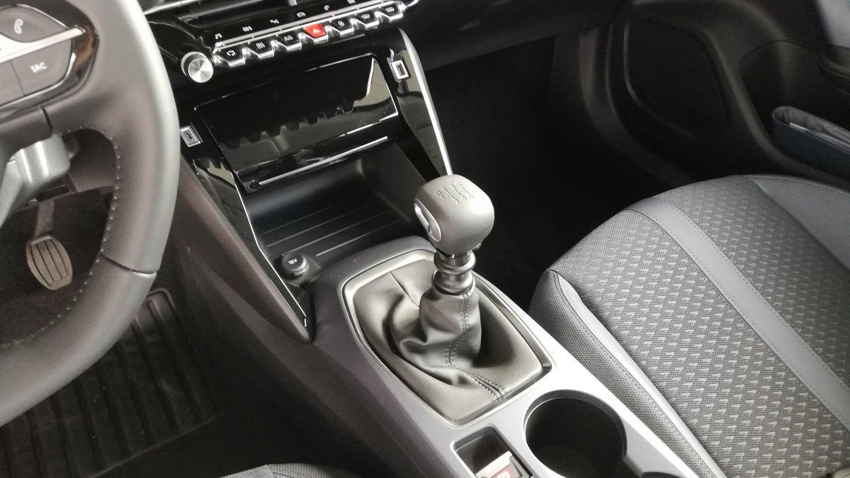 Peugeot 2008 1,5 BlueHDi Allure