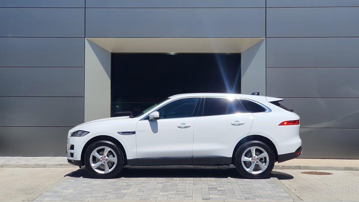 Jaguar F-PACE 2.0D I4 AWD Auto Prestige