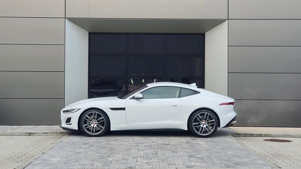 Jaguar F-TYPE 5.0 S/C AWD Auto Coupe R-Dynamic