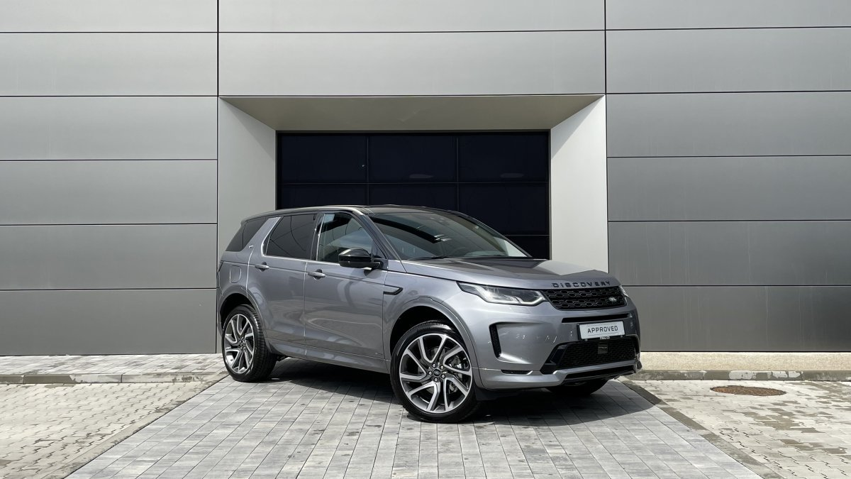 Land Rover Discovery Sport 2.0 I4 MHEV AWD R-Dynamic SE