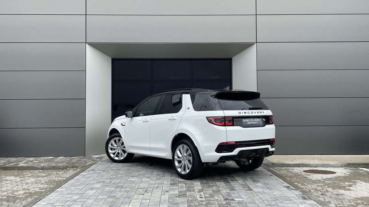 Land Rover Discovery Sport 2.0D I4 MHEV AWD R-Dynamic SE