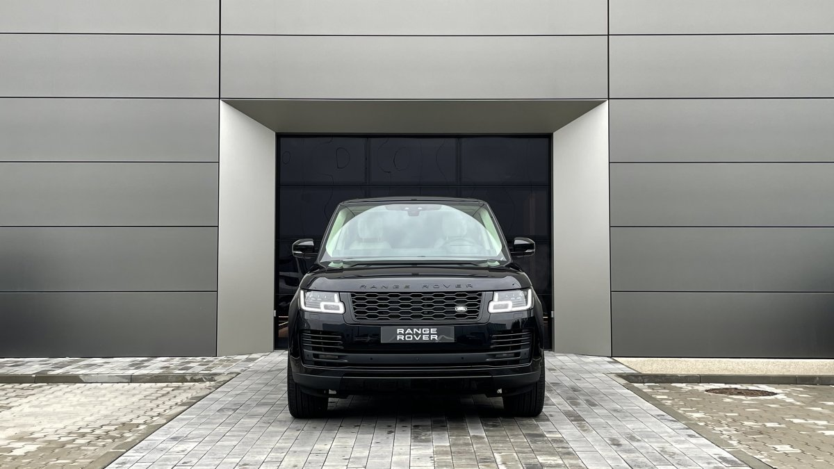 Land Rover Range Rover 5.0 S/C 4WD Autobiography
