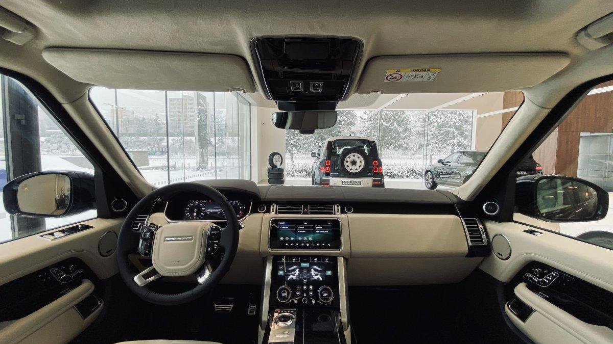 Panoramatická fotografia - Land Rover Range Rover 5.0 S/C 4WD Autobiography
